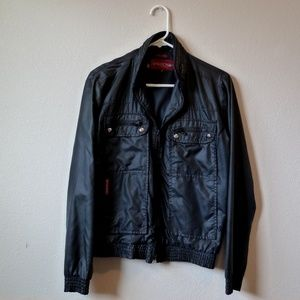 Host Pick Sasson Vintage Driving Jacket 1980s
